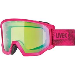 Gogle narciarskie Uvex Athletic CV różowe
