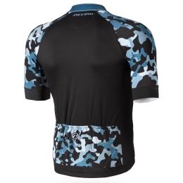 Accent Furious Koszulka kolarska męska blue camo