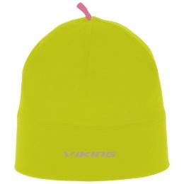 Viking Foster Hat Czapka multifunkcyjna neonowo żółta