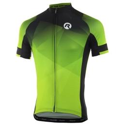 Rogelli Ispirato 2.0 Koszulka rowerowa żółto czarna