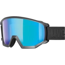 Uvex Athletic CV Gogle narciarskie colorvision black blue