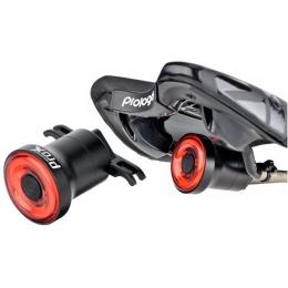 ProX Octans Lampka rowerowa tylna COB LED 30 Lm aku MicroUSB