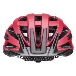 Uvex I-vo CC Kask szosowy MTB red-black mat
