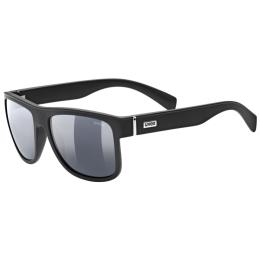 Uvex LGL 21 Okulary przeciwsłoneczne black mat red