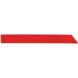 XLC CP N05 Osłona tylnego trójkąta czerwona