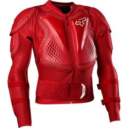 Fox Titan Sport Zbroja czerwona