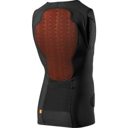 Fox Koszulka Z Ochraniaczami Bez Rękawów Baseframe Pro Black