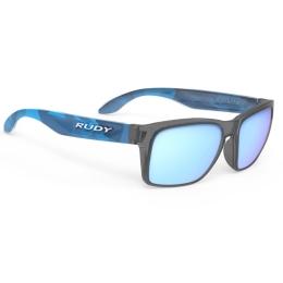 Rudy Project Spinhawk Slim Okulary przeciwsłoneczne niebieskie