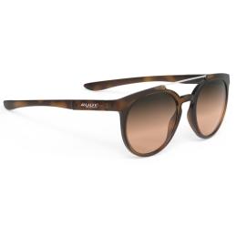 Rudy Project Astroloop Okulary przeciwsłoneczne brązowe