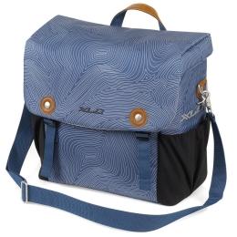 XLC Shoulder Bag BA-S87 Torba rowerowa na ramię niebieska