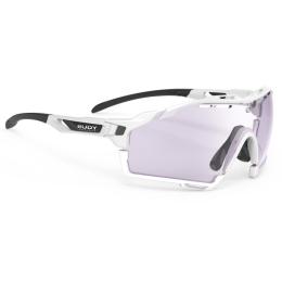 Rudy Project Cutline ImpactX Okulary szosa MTB fioletowe
