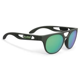 Rudy Project Fiftyone Okulary przeciwsłoneczne zielone