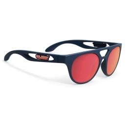 Rudy Project Fiftyone Okulary przeciwsłoneczne czerwone