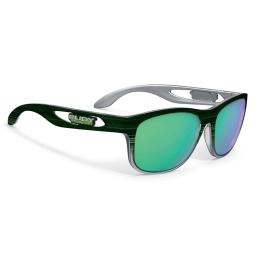 Rudy Project Groundcontrol Okulary przeciwsłoneczne zielone