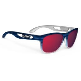 Rudy Project Groundcontrol Okulary przeciwsłoneczne czerwone