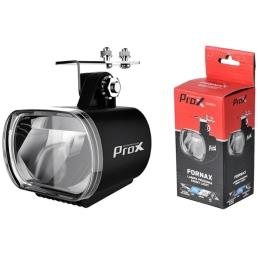 ProX Fornax Lampka rowerowa przednia LED 30 Lux