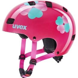Uvex Kid 3 Kask Różowy
