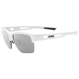 Uvex Sportstyle 805 V Okulary Białe