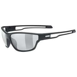 Uvex Sportstyle 806 V Okulary Czarne