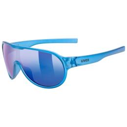Uvex Sportstyle 512 Okulary Niebieskie