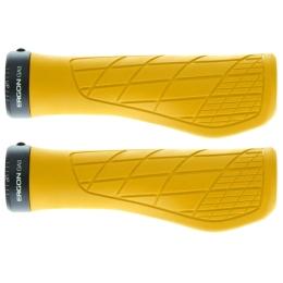 Ergon GA3 Chwyty kierownicy żółte