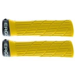 Ergon GE1 Evo Chwyty kierownicy żółte