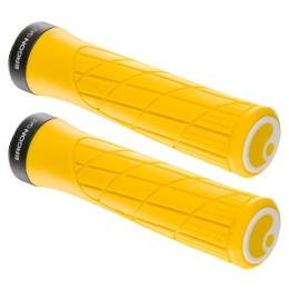 Ergon GA2 Chwyty kierownicy żółte