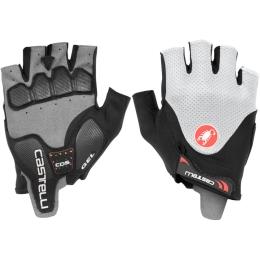 Castelli Arenberg Gel 2 Rękawiczki czarno białe
