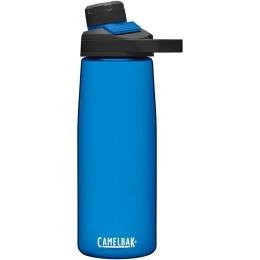 Butelka Camelbak Chute Mag Niebieska Transparentna