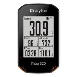 Bryton Rider 320E Komputer Rowerowy