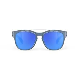 Rudy Project Spinair 59 Okulary Niebieskie