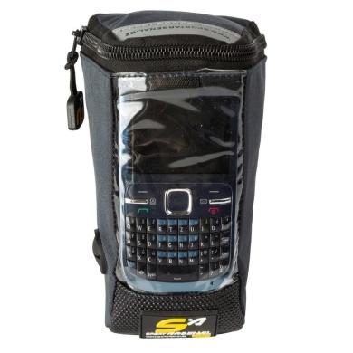 Sport Arsenal SNC 500 Sakwa na kierownicę z kieszonką na telefon