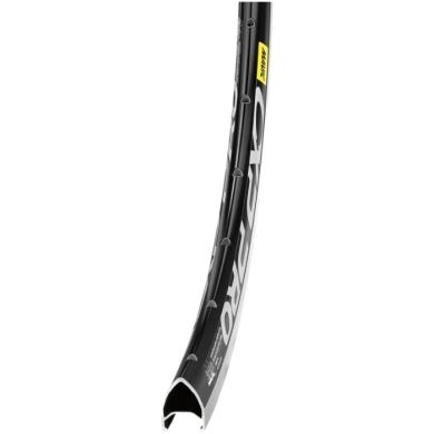 Mavic CXP Pro Obręcz szosowa 28 V-brake 470g czarna