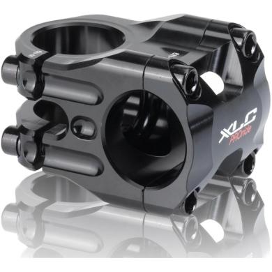 XLC ST F05 Mostek wspornik kierownicy 31,8mm prosty czarny 0st.