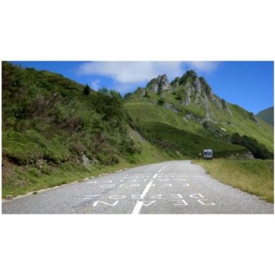 Tacx T2056.11 Real life video Marmotte Alpine Classic 2014 France Płyta Blu ray Film