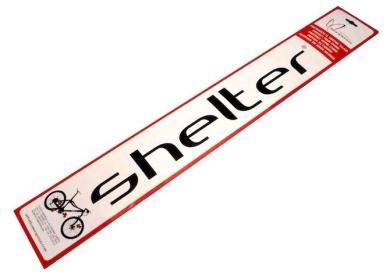 Effetto Mariposa Shelter MTB Pack 2x Naklejki zabezpieczające ramę 54x500mm