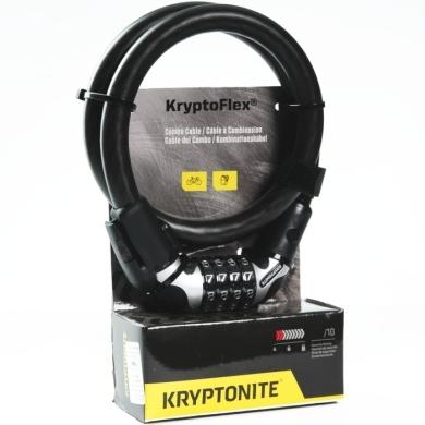 Kryptonite KryptoFlex Combo Cable 1218 CC Zapięcie rowerowe na szyfr