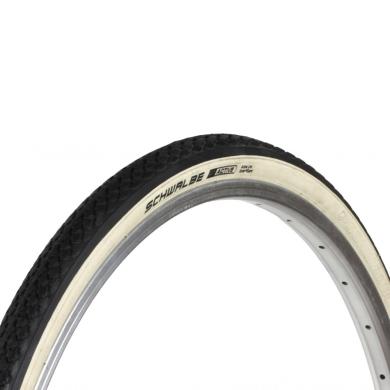 Schwalbe HS 159 Classic 27 x 1 1/4 KG SBC TS Opona rowerowa drutowa czarno biała