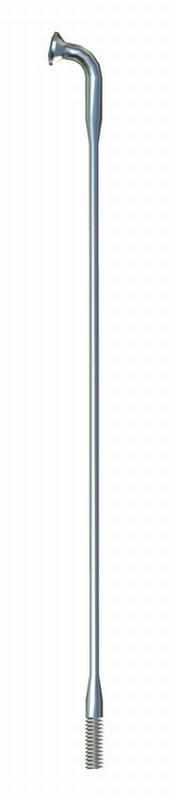Sapim Force Szprycha cieniowana 254-302mm srebrna 36 szt.