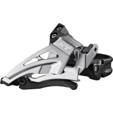 Shimano FD M8020 Deore XT Przerzutka przednia 2x11 Side Swing na obejmę