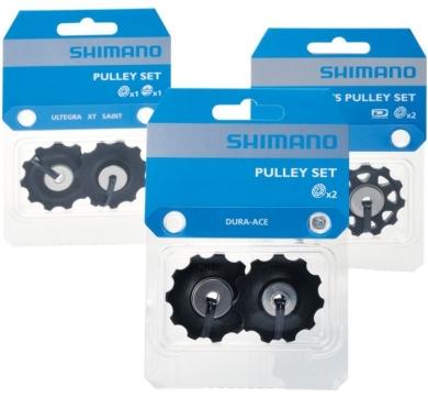 Shimano Kółka przerzutki tylnej Premium XTR Dyna-Sys 11rz.
