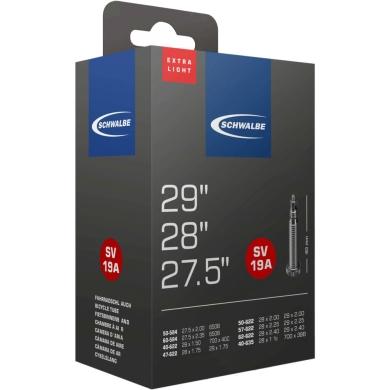 Schwalbe SV 19A Extra Light Dętka 28 cali wentyl Presta 40mm