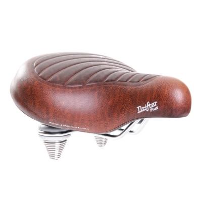 Selle Royal Drifter Plus Relaxed Siodełko rowerowe unisex brązowe