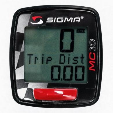 Sigma MC 10 Licznik rowerowy do motocykla skutera motoroweru