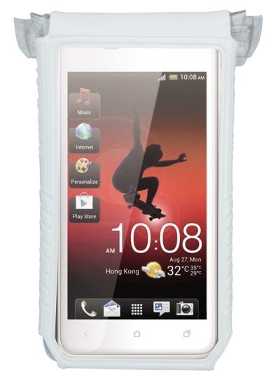Topeak Smart Phone DryBag 4 Pokrowiec na telefon biały