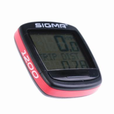 Sigma Baseline 1200 Licznik rowerowy 12 funkcji