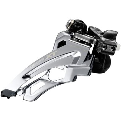 Shimano FD M8000 Deore XT Przerzutka przednia 3x11 Side Swing na obejmę