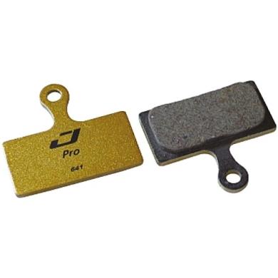 Jagwire Klocki hamulcowe tarczowe Pro Shimano XTR M985 / XT M785 / Deore M615 pół-metaliczne