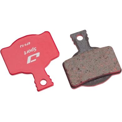 Jagwire Klocki hamulcowe tarczowe Sport Magura MT8 / MT6 / MT4 / MT2 pół-metaliczne