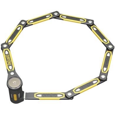 Onguard Heavy Duty Link Plate Lock K9 Zapięcie rowerowe z kluczem